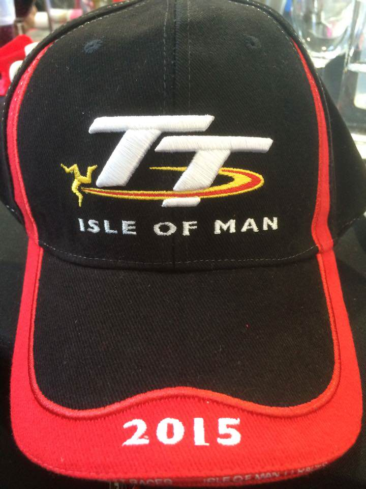 Merchandise from TT Isle of Man
