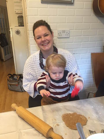 The youngest baker